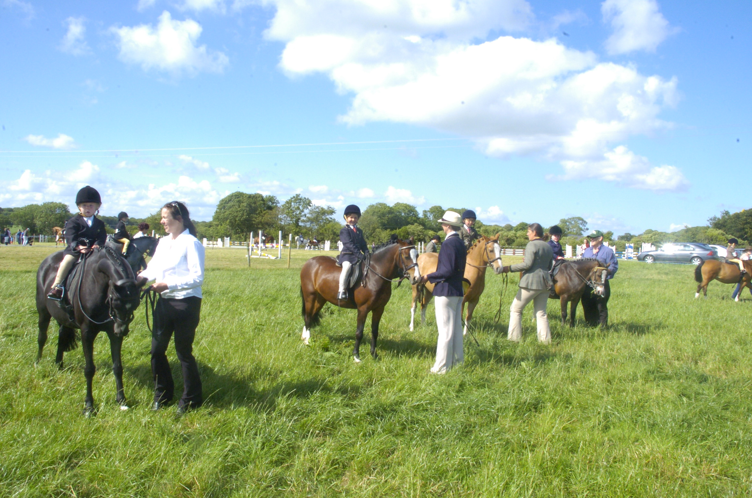 Adamstown Show 4th July 2015