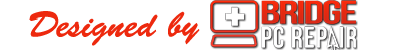 Designed by logo 6
